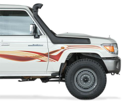 Land Cruiser 70 >> Ute Accessories | Ute Accessories by | Make and Model | Toyota | Landcruiser 70 Series | Safari ...