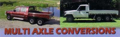 Creative Conversions / Multi Axle Conversions