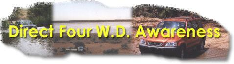 Direct Four WD Awareness
