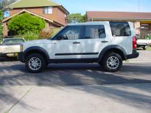 Land Rover Discovery 3 Suspension Options