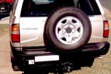 Spare Wheel Carrier For Nissan Pathfinder