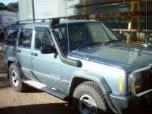 Airflow Snorkel For Jeep Cherokee