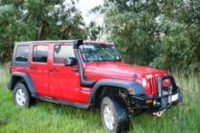 Airflow Snorkel For Jeep Wrangler