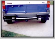 Rear Bar Protector For Ford Transit