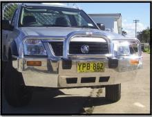 Bull Bar For Holden Rodeo
