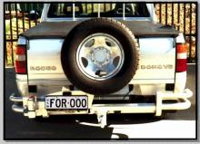 Spare Wheel Carrier For Holden Rodeo