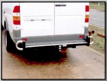 Rear Bar Protector For Mercedes Sprinter