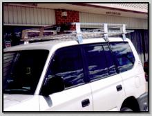 Roof Rack for Toyota Prado