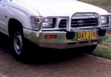Bull Bar for Toyota Hilux
