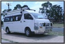 Bull Bar for Toyota Hiace