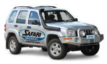 Safari Snorkel for Jeep KJ Cherokee