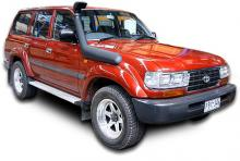 Safari Snorkel for Toyota Landcruiser 80 Series