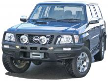 Smart Bar for Nissan Patrol GU