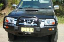 Bull Bar for Nissan Navara D22