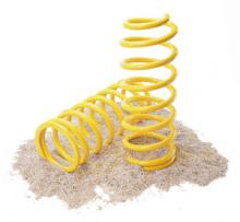 Kings 4WD Coil Springs to suit Mercedes