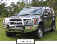 Aerobar for Holden Colorado