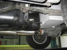 Long Ranger Fuel Tank for Nissan
