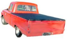 Tonneau Cover to suit Ford F100/150
