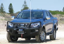 Smart Bar for Mitsubishi Triton MQ